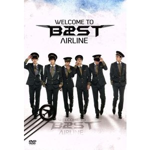 "BEAST The 1st Concert""WELCOME TO BEAST AIRLINE""DVD/BEAST
