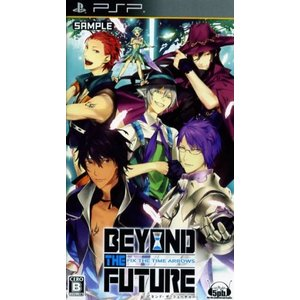 BEYOND THE FUTURE − FIX THE TIME ARROWS −/PSP|bookoffonline