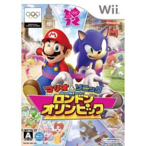 マリオ&ソニック AT ロンドンオリンピック/Wii|bookoffonline