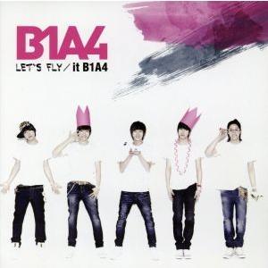 LET'S FLY/it B1A4(DVD付)/B1A4の画像