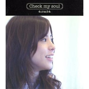 CD  azusa / Check my soul PCCG-01229
