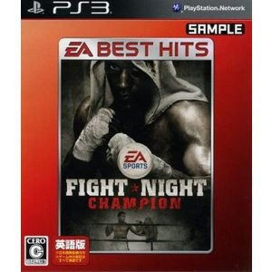ファイトナイト チャンピオン(英語版) EA BEST HITS/PS3|bookoffonline