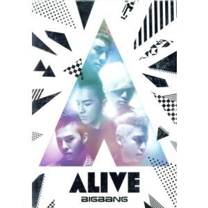 ALIVE(Type−A)(初回限定盤)(2DVD付)/BIGBANGの画像