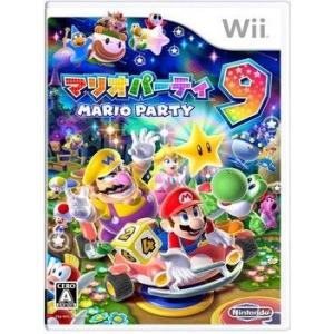 マリオパーティ9/Wii|bookoffonline
