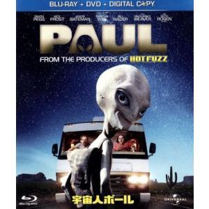 宇宙人ポール ブルーレイ+DVDセット(Blu−ray Disc)/サイモン・ペッグ,ニック・フロス...