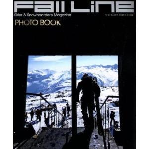 写真集 Fall Line PHOTOBOOK 双葉社スーパームック/双葉社|bookoffonline