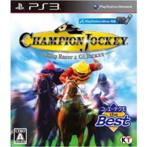 Champion Jockey : Gallop Racer & GI Jockey コーエーテクモ the Best /PS3|bookoffonline