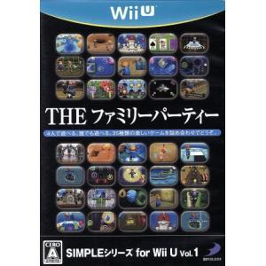 SIMPLEシリーズ for Wii U Vol.1 THE ファミリーパーティ/WiiU|bookoffonline