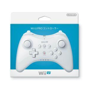 Wii U PRO コントローラー(shiro)/周辺機器|bookoffonline