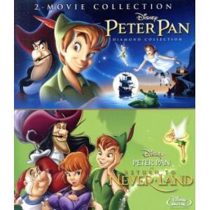 ピーター・パン&ピーター・パン2 2−Movie Collection(Blu−ray Disc)/(ディズニー)