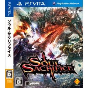 SOUL SACRIFICE(ソウル・サクリファイス)/PSVITA bookoffonline