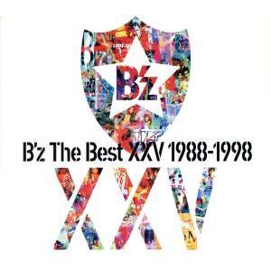 B'z The Best XXV 1988−1998(初回限定盤)(2CD)(DVD付)/B'z