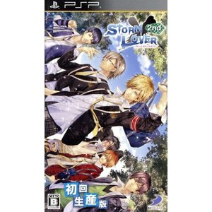 STORM LOVER 2nd(限定版)/PSP|bookoffonline