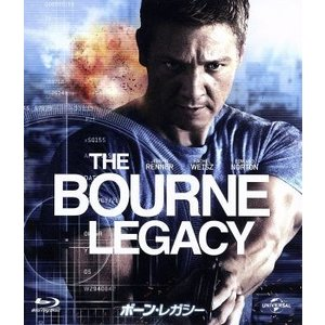 ボーン・レガシー(Blu−ray Disc)/ジェレミー・レナー,レイチェル・ワイズ,エドワード・ノ...