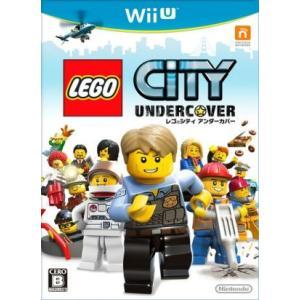 LEGO シティ アンダーカバー/WiiU|bookoffonline