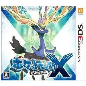 ポケットモンスター X/ニンテンドー3DS|bookoffonline
