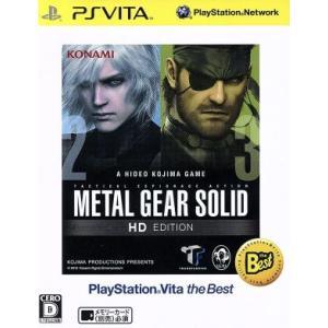 METAL GEAR SOLID HD エディション PlayStationVita the Best/PSVITA bookoffonline