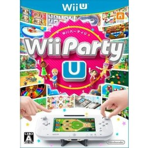 Wii Party U/WiiU|bookoffonline