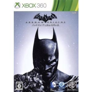 バットマン アーカム・ビギンズ/Xbox360|bookoffonline