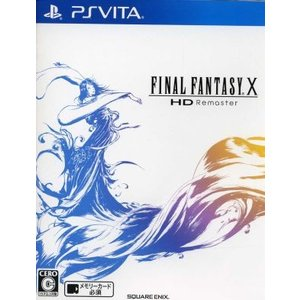 ファイナルファンタジーX HD Remaster/PSVITA|bookoffonline