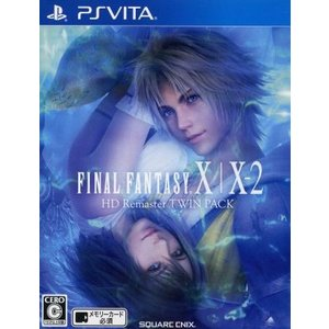 ファイナルファンタジーX/X−2 HD Remaster TWIN PACK/PSVITA|bookoffonline