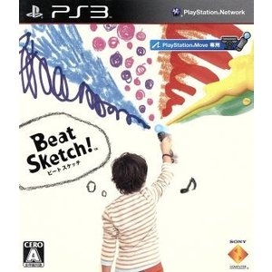 【PSMove専用】【ソフト単品】Beat Sketch!/PS3|bookoffonline