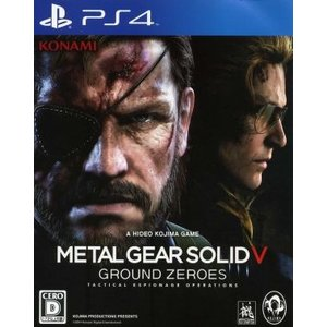 METAL GEAR SOLID5:GROUND ZEROES/PS4|bookoffonline