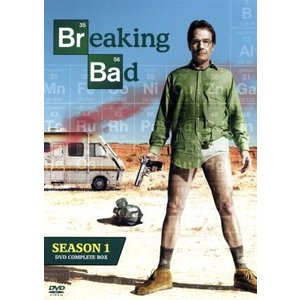 ブレイキング・バッド SEASON 1 DVD COMPLETE BOX/ブライアン・クランストン,...