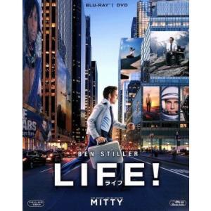 LIFE!/ライフ ブルーレイ&DVD(Blu−ray Disc)/ベン・スティラー(出演、監督、製...