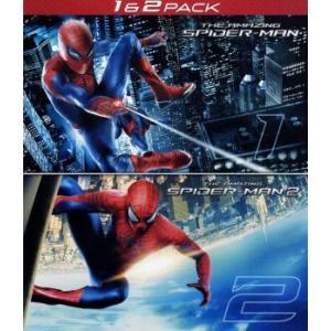 アメイジング・スパイダーマン1&2パック(Blu−ray D...