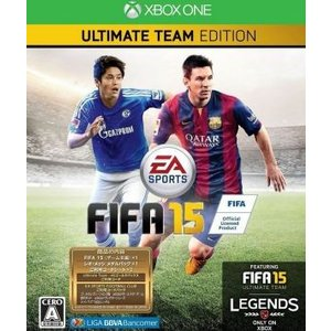 FIFA15 <ULTIMATE TEAM EDITION>/XboxOne|bookoffonline