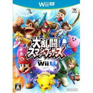 大乱闘スマッシュブラザーズ for WiiU/WiiU|bookoffonline