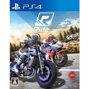RIDE/PS4 bookoffonline