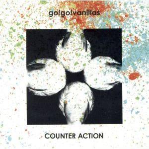 カウンターアクション(5,555枚完全限定生産盤)(DVD付)/go!go!vanillas