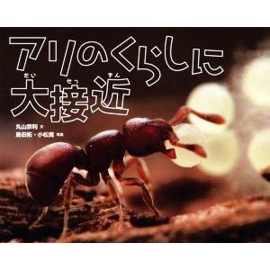 アリのくらしに大接近/丸山宗利(著者),島田拓(その他),小松貴(その他)