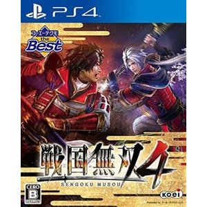 戦国無双4 コーエーテクモ the Best/PS4|bookoffonline