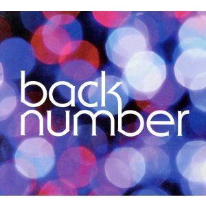 シャンデリア(初回限定盤B)(DVD付)/back number