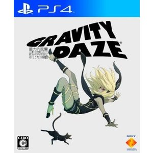 GRAVITY DAZE/重力的眩暈:上層への帰還において、彼女の内宇宙に生じた摂動/PS4|bookoffonline