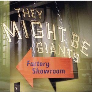 【輸入盤】Factory Showroom/ゼイ・マイト・ビー・ジャイアンツRalphFarris