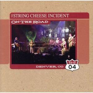 【輸入盤】March 12 2004 Denver Co: On the Road/ザ・ストリング・...