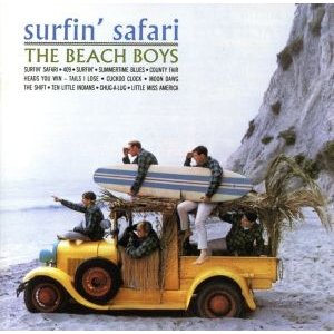 【輸入盤】Surfin Safari / Surfin Usa/ザ・ビーチ・ボーイズ