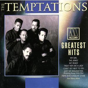 【輸入盤】Motown's Greatest Hits/ザ・テンプテーションズ