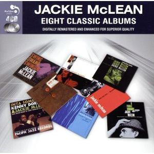 【輸入盤】Eight Classic Albums: Jackie McLean/ジャッキー・マクリ...
