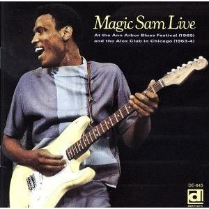 【輸入盤】Magic Sam Live/マジック・サム|bookoffonline