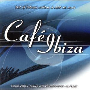 【輸入盤】Cafe Ibiza/(オムニバス)