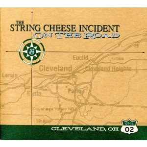 【輸入盤】July 14 2002 Cleveland Oh: On the Road/ザ・ストリン...
