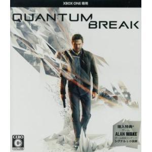 Quantum Break/XboxOne|bookoffonline