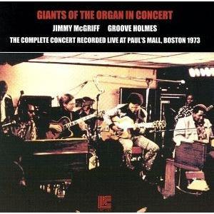 【輸入盤】Giants Of The Organ In Concert/Jimmy McGriff, Richard Groove Holmes bookoffonline