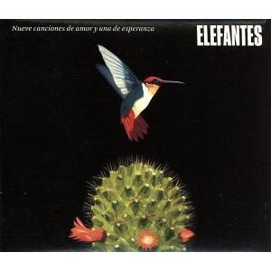 【輸入盤】Nueve Canciones De Amor Y Una De Esperanza/Elefantes|bookoffonline