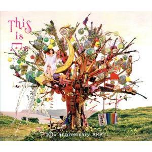 THIS IS ME〜絢香 10th anniversary BEST〜【初回生産限定盤】(3CD+...